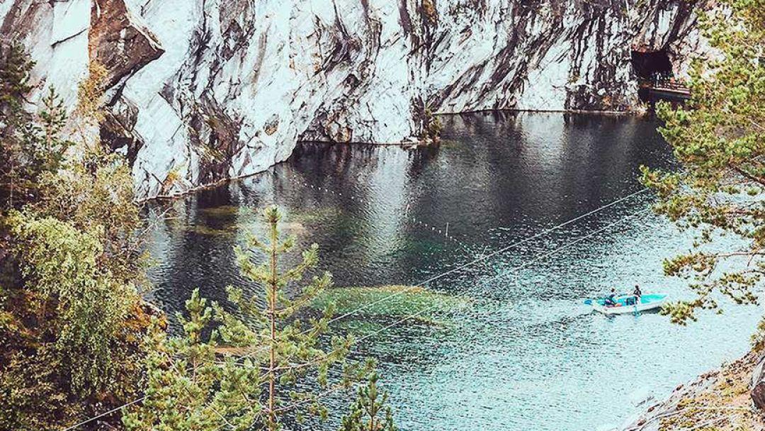 Жемчужина Карелии – Рускеала, 1 день - фото 1