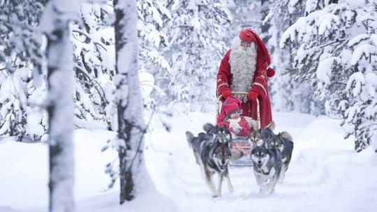 Экскурсия Новогодний пир у викингов, тур на 3 дня в Санкт-Петербурге
