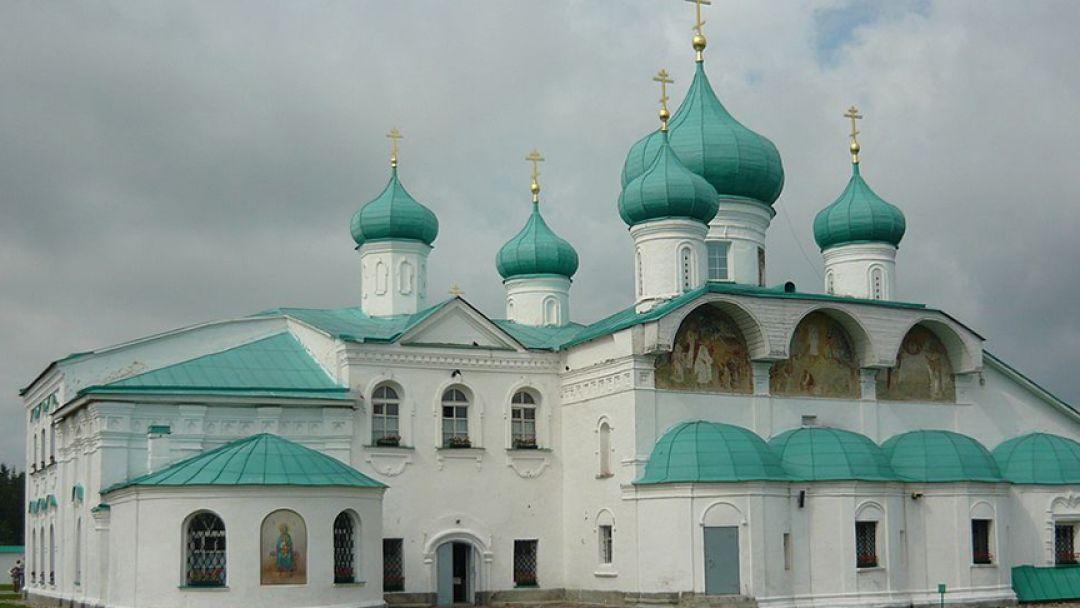 Две традиции: Мандроги и Александро-Свирский монастырь - фото 3