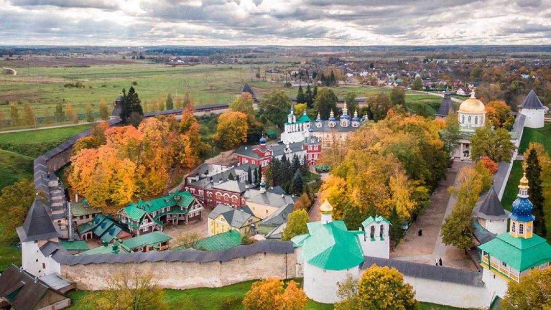 Хранители наследия: Псков-Изборск-Печоры - фото 3