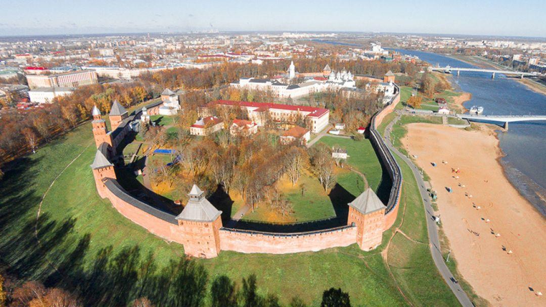 К истокам Великого Новгорода - фото 1