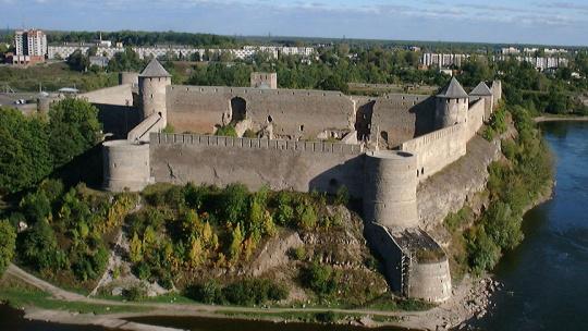 Экскурсия Крепости и Укрепления Северо-Запада в Санкт-Петербурге