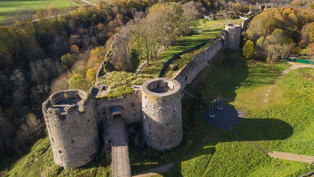 Крепости и Укрепления Северо-Запада - фото 2