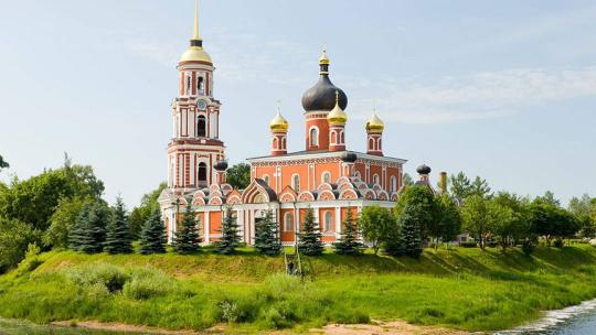 Экскурсия Старая Русса - в гости к древним солеварам в Санкт-Петербурге