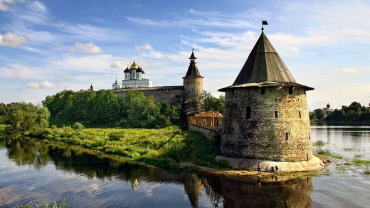 Экскурсия Средневековые города Псковской земли в Санкт-Петербурге