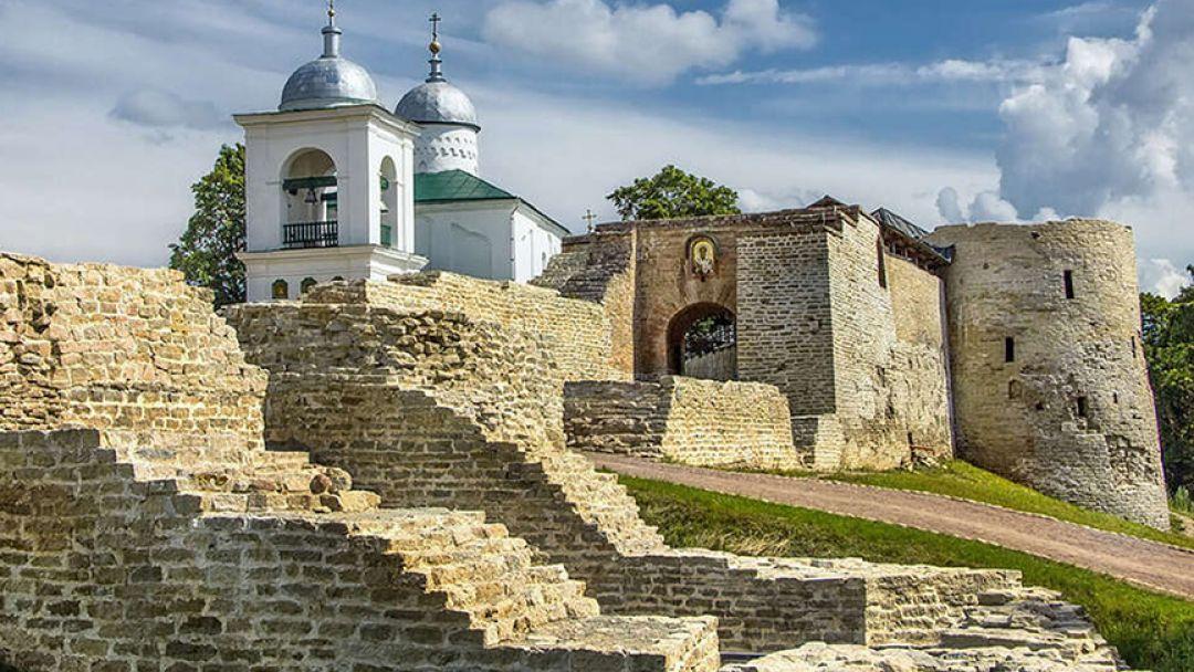 Средневековые города Псковской земли - фото 2