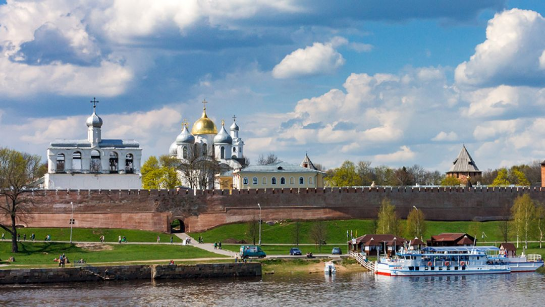 Яркие выходные: Великий Новгород и Старая Русса в Санкт-Петербурге