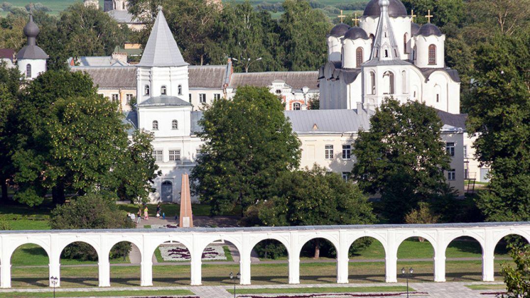 Яркие выходные: Великий Новгород и Старая Русса - фото 2