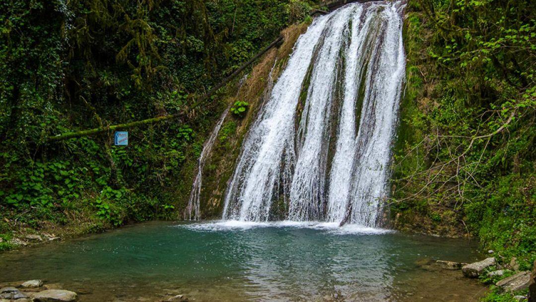 33 водопада и Волконский Дольмен - фото 3