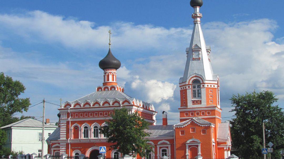 В город Семенов из Нижнего Новгорода