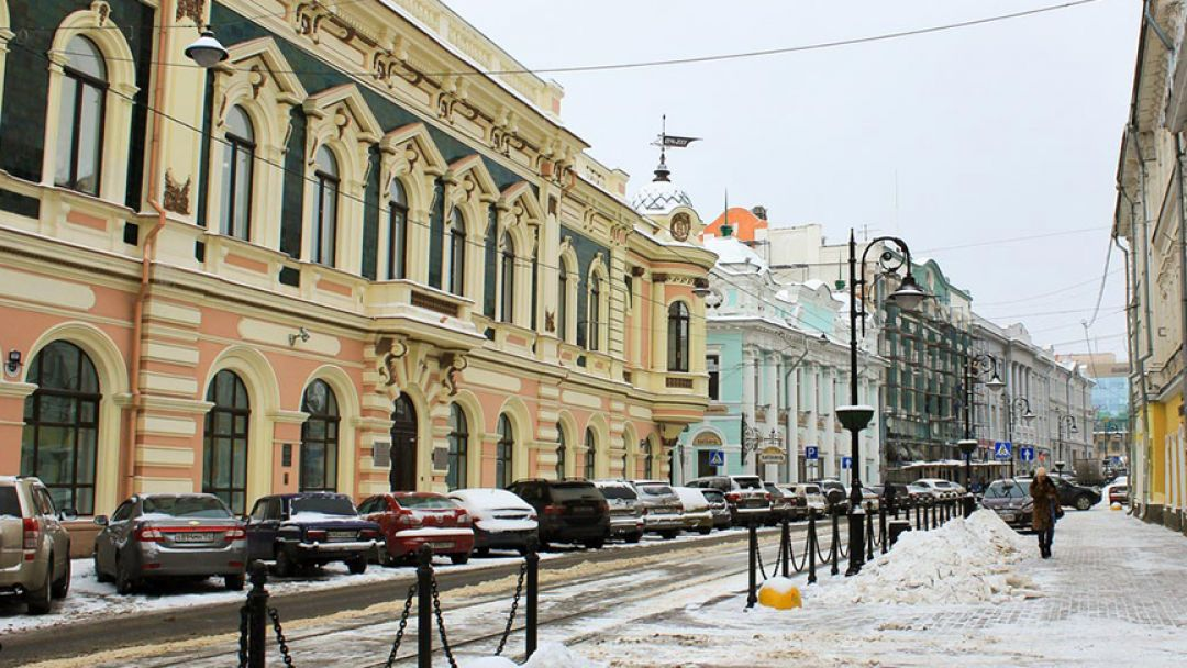 Пешеходная экскурсия в Нижнем Новгороде