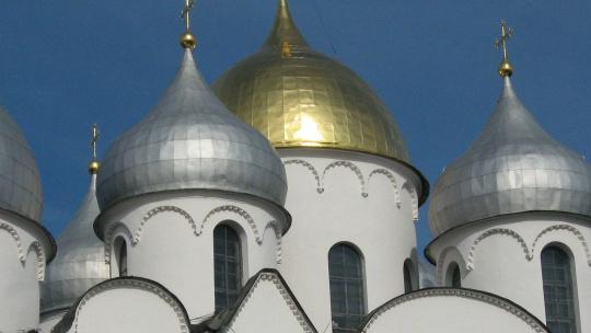 Софийский собор по Великому Новгороду
