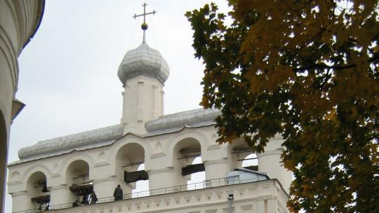 Софийская Звонница по Великому Новгороду