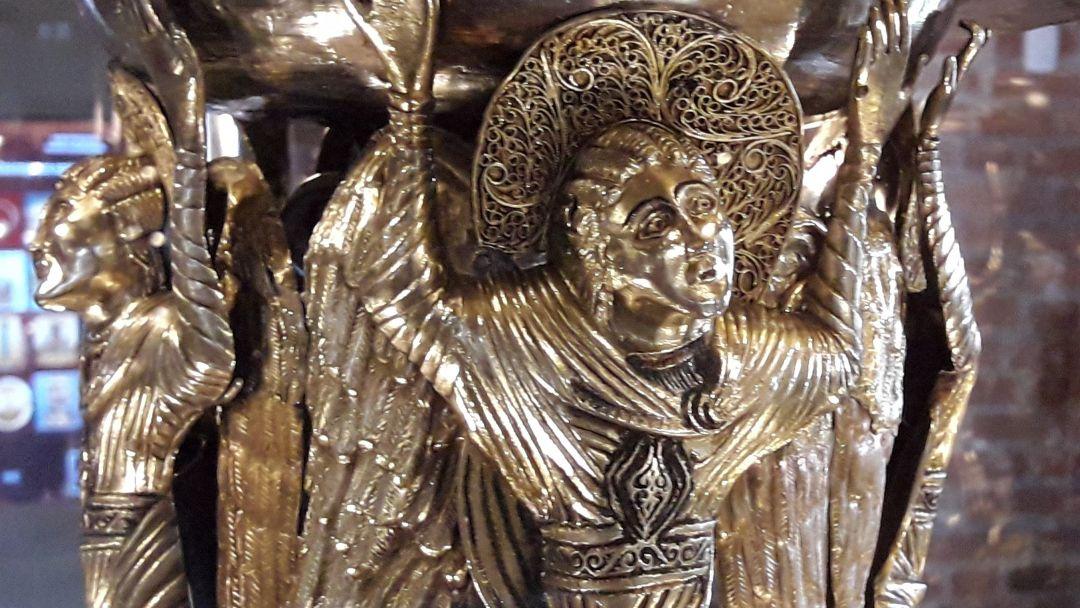 Сокровища новгородских владык