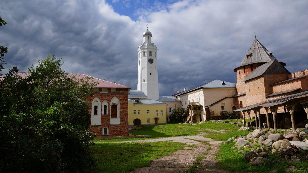 Сокровища новгородских владык - фото 2