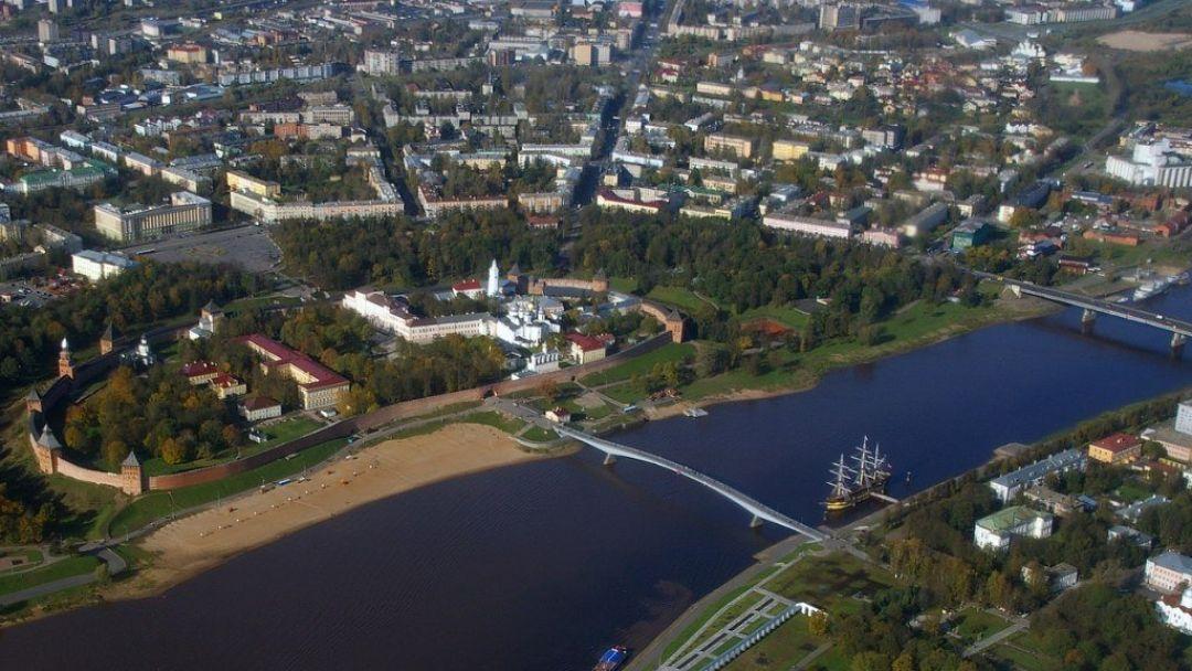 """Обзорная """"Новгород-древний и современный"""" - фото 2"""