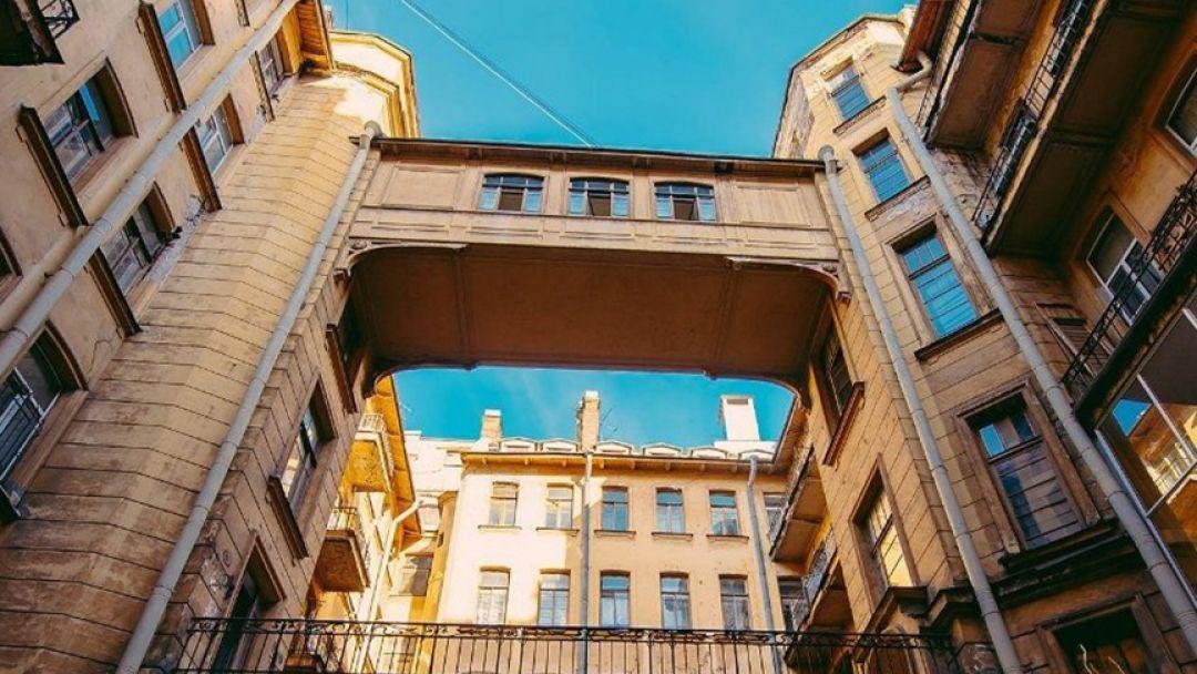 Дворы и парадные Маяковской - фото 3