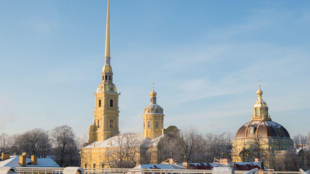 Мистика Петербурга - фото 1