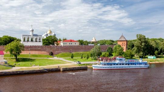 Экскурсия Уикенд на Новгородской земле по Великому Новгороду