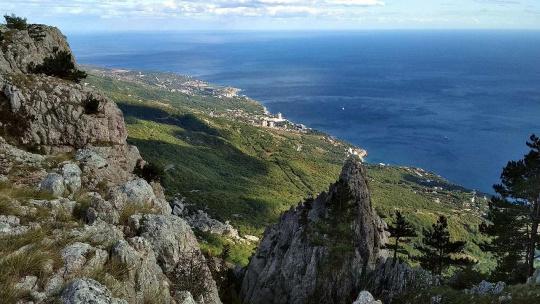 Экскурсия Новогодние каникулы в горах Крыма! 3-7 января 2020 г. по Севастополю