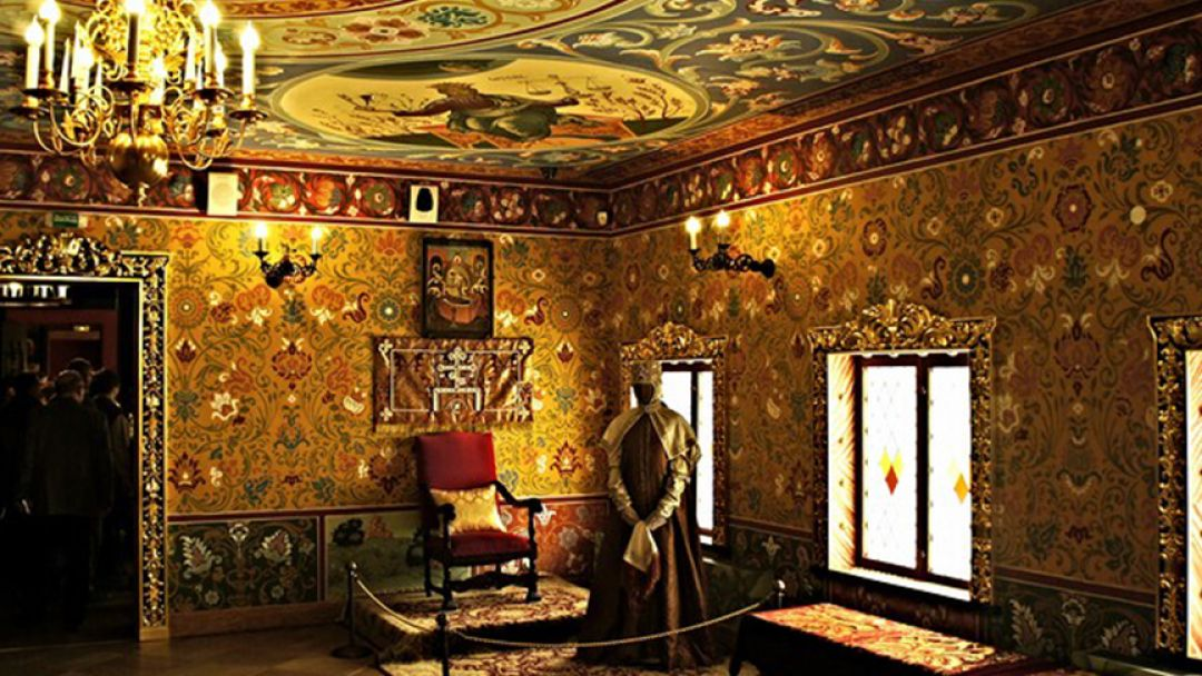 Дворец царя Алексея Михайловича в Коломенском  - фото 3