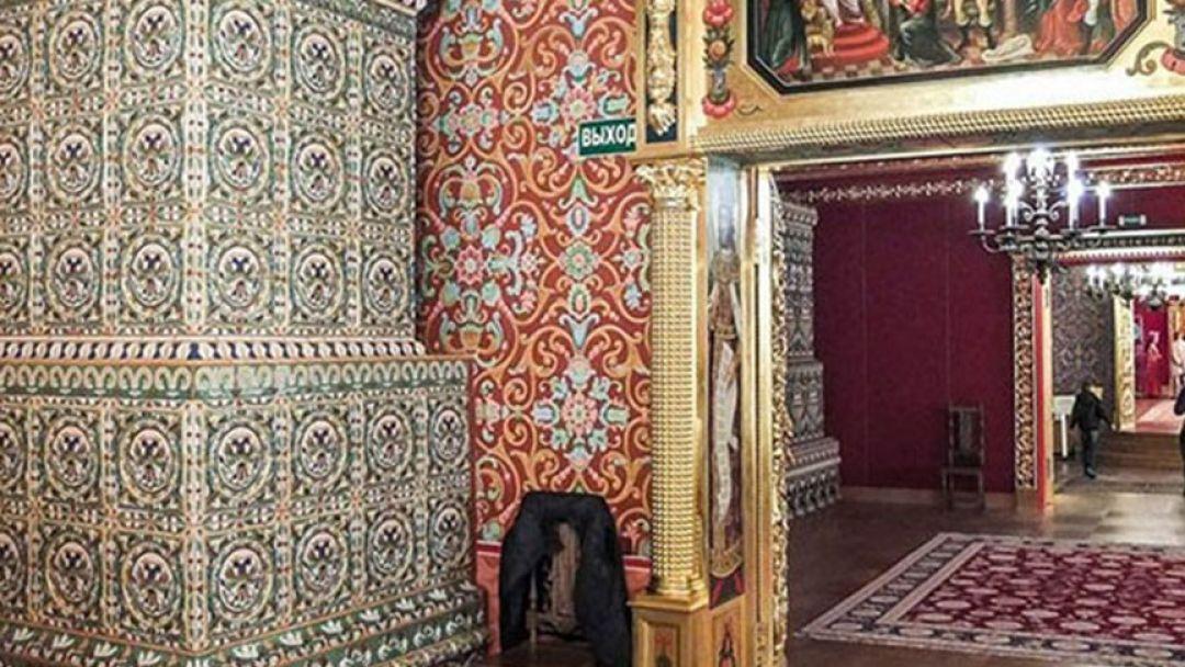 Дворец царя Алексея Михайловича в Коломенском  - фото 4