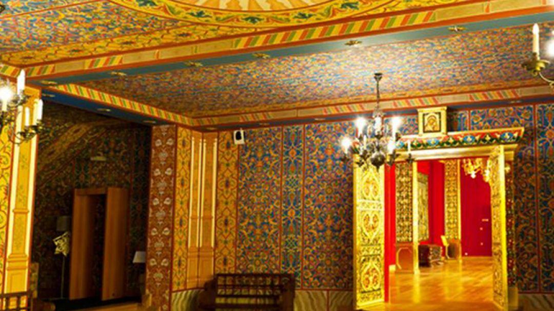 Дворец царя Алексея Михайловича в Коломенском  - фото 5