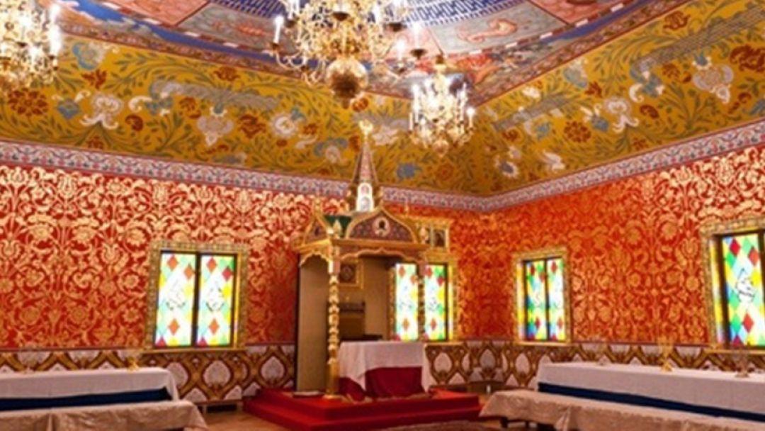 Дворец царя Алексея Михайловича в Коломенском  - фото 6