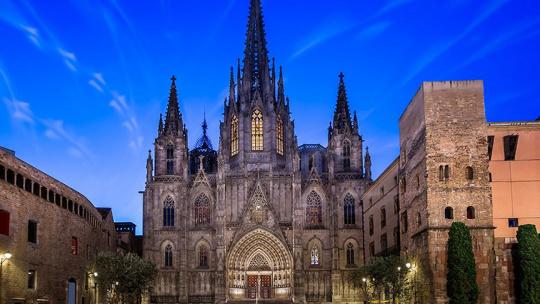 Экскурсия Экскурсия в Барселоне по готическому кварталу по Барселоне