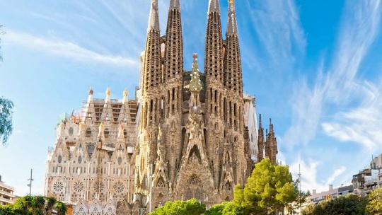 Экскурсия Панорамная Барселона по Барселоне
