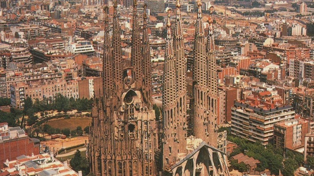 Барселона во всей красе