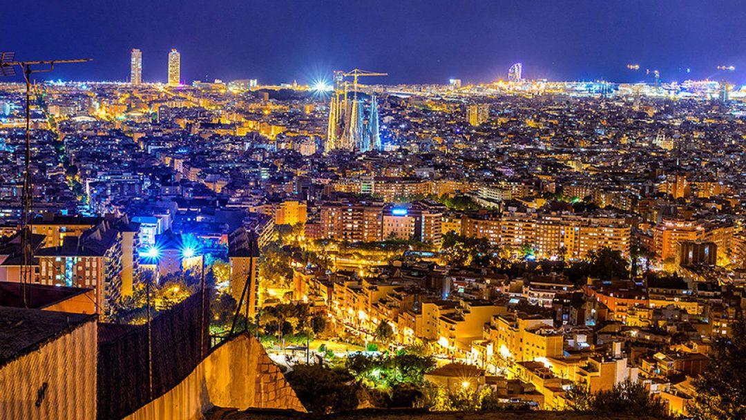 Вечерняя Барселона - фото 1