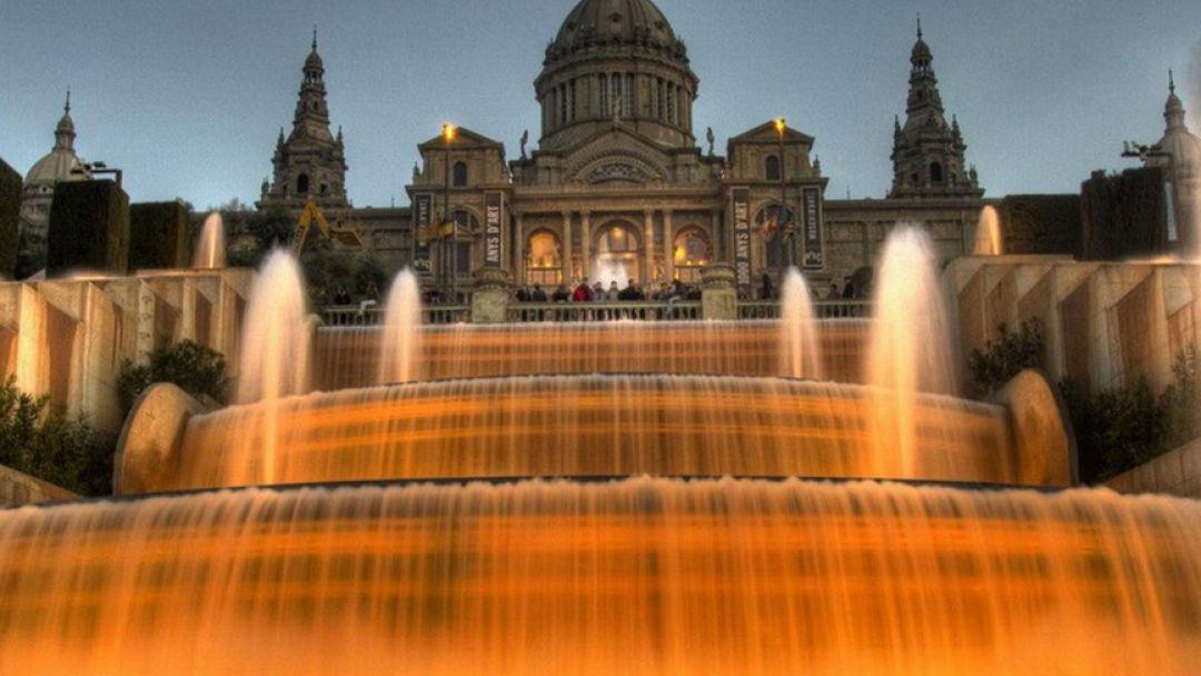 Вечерняя Барселона - фото 2