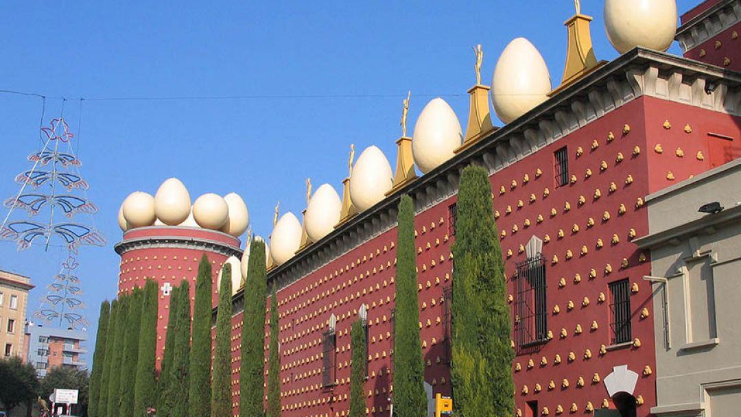Экскурсия в театр - музей Сальвадора Дали и Жерону - фото 3