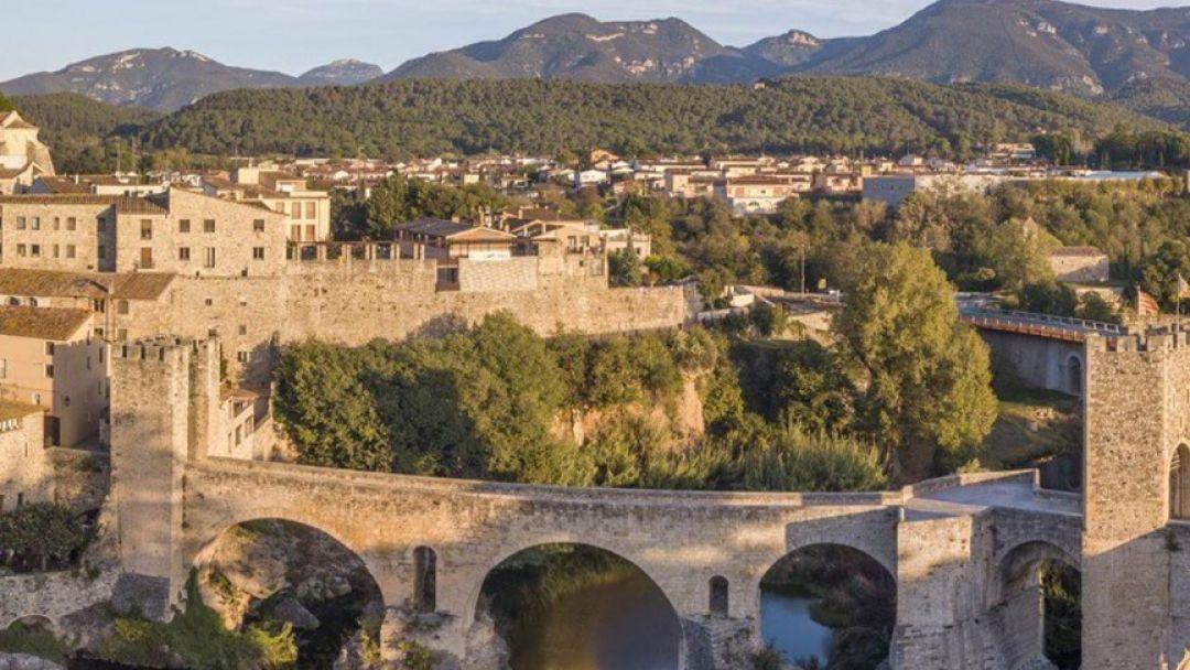 Средневековая Каталония: города Рупит и Бесалу - фото 2