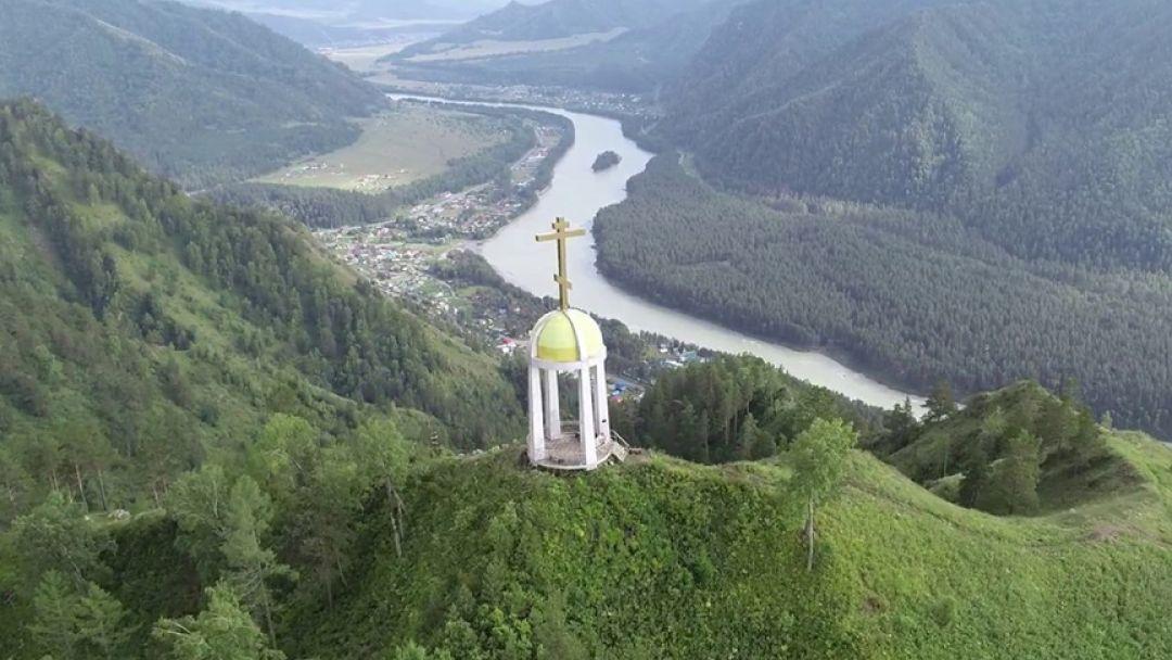 Гора Обзорная  в Алтае