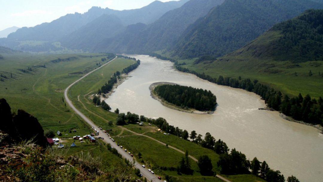 Долина горных духов в Алтае