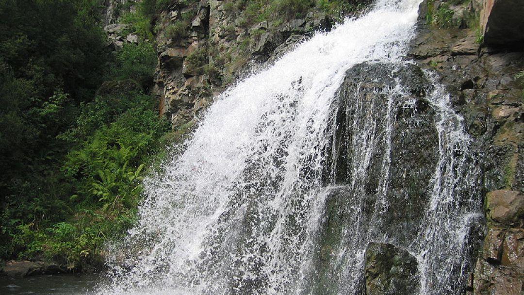 Камышлинский водопад - фото 2