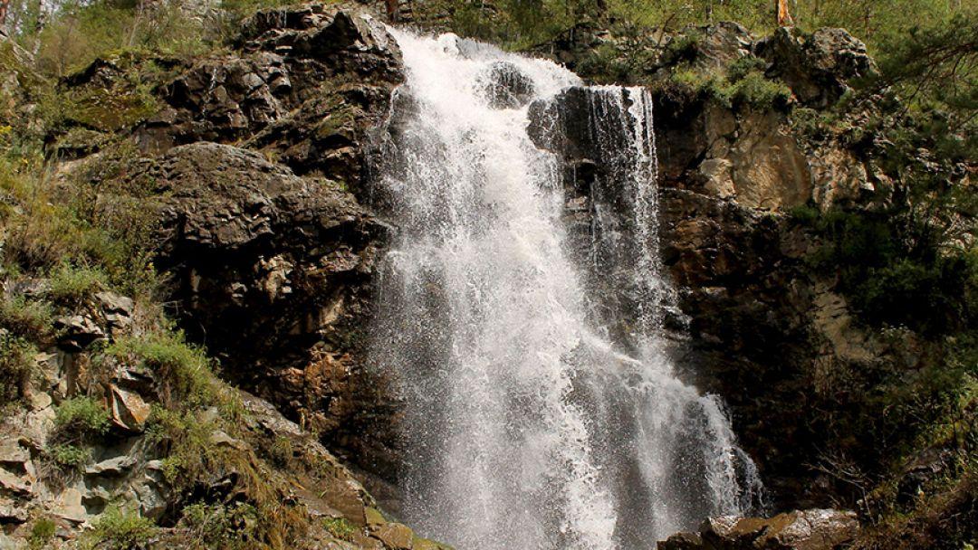 Камышлинский водопад - фото 3