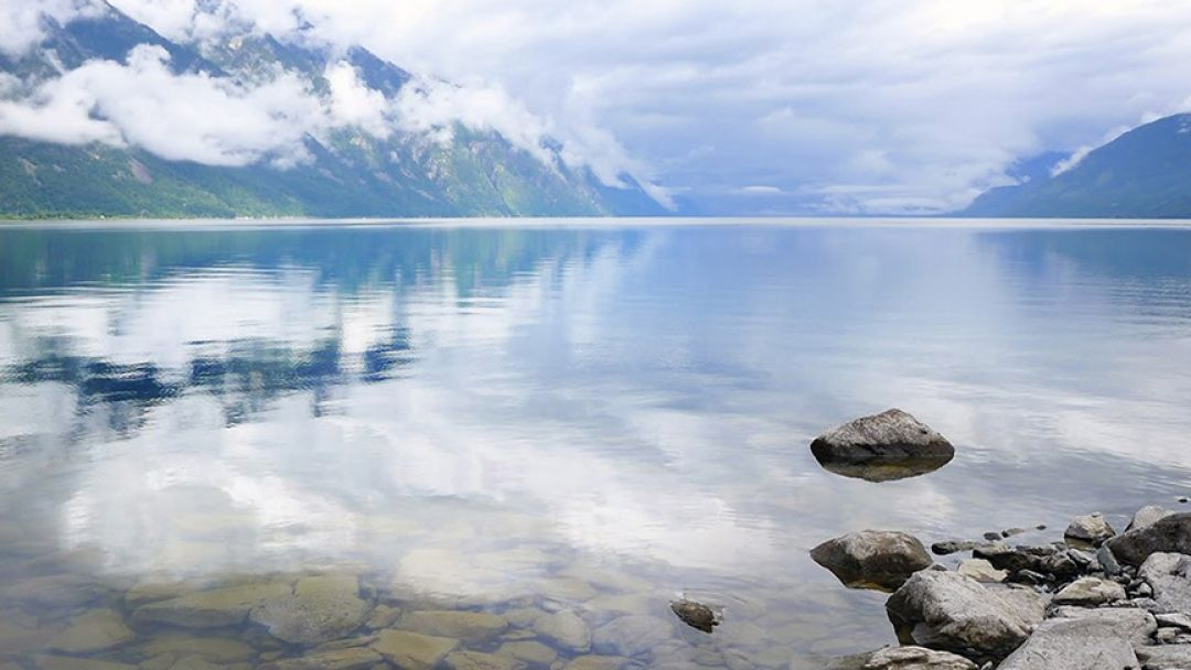 Телецкое озеро - фото 3