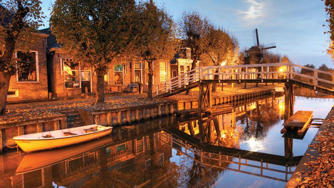 Восхищение Амстердамом, посещение алмазной фабрики и круиз по каналам - фото 2