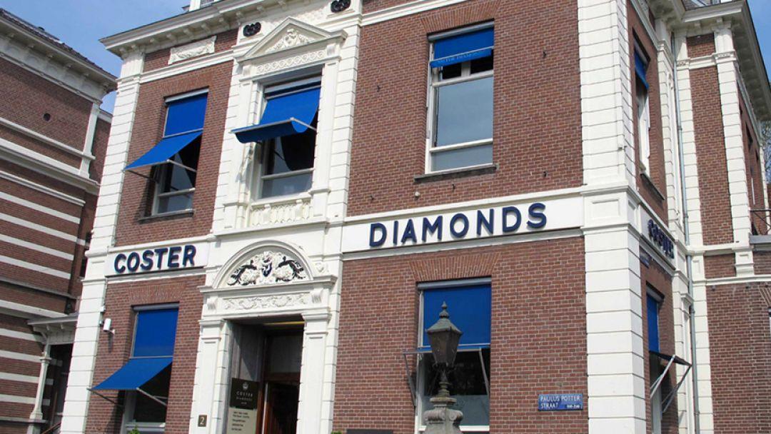 Восхищение Амстердамом, посещение алмазной фабрики и круиз по каналам - фото 3