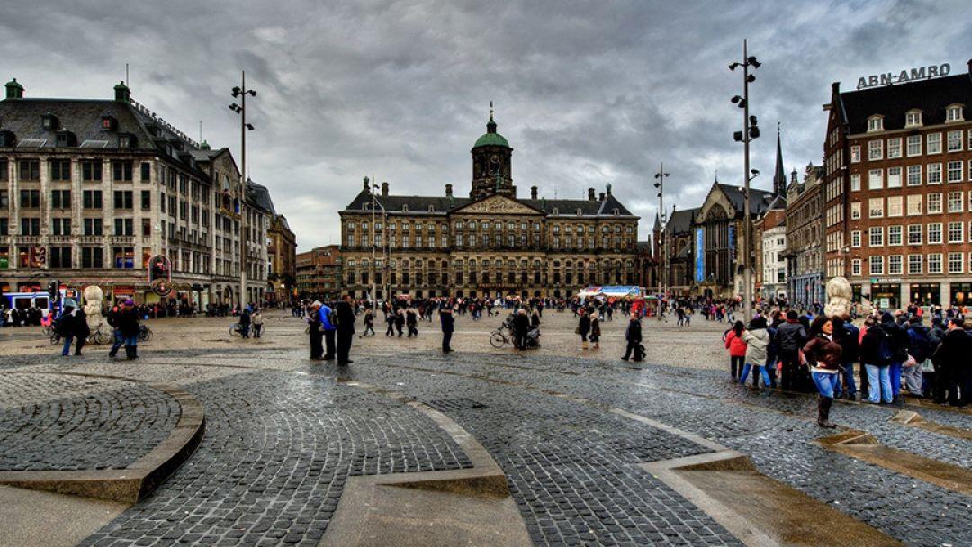 Восхищение Амстердамом, посещение алмазной фабрики и круиз по каналам
