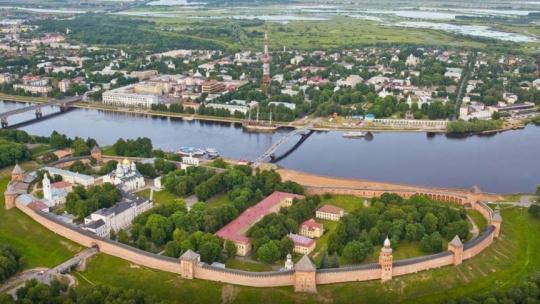 Экскурсия Прием в Великий Новгород по Великому Новгороду