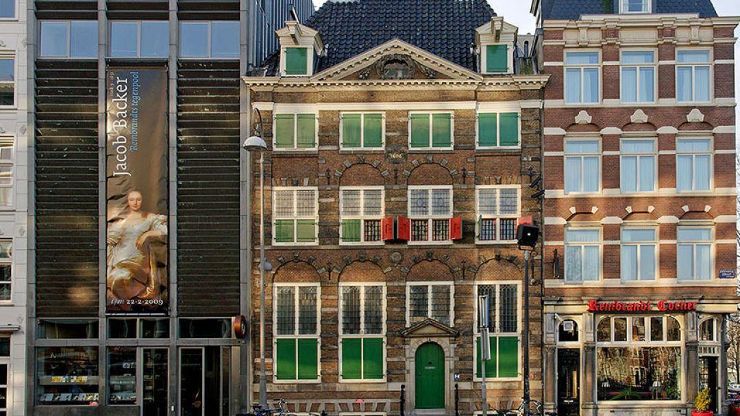 На 2 часа погрузиться в жизнь и мир Рембрандта в Амстердаме