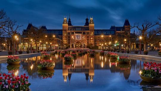 Экскурсия 2 часа в мире искусства в Ряйкс музее по Амстердаму