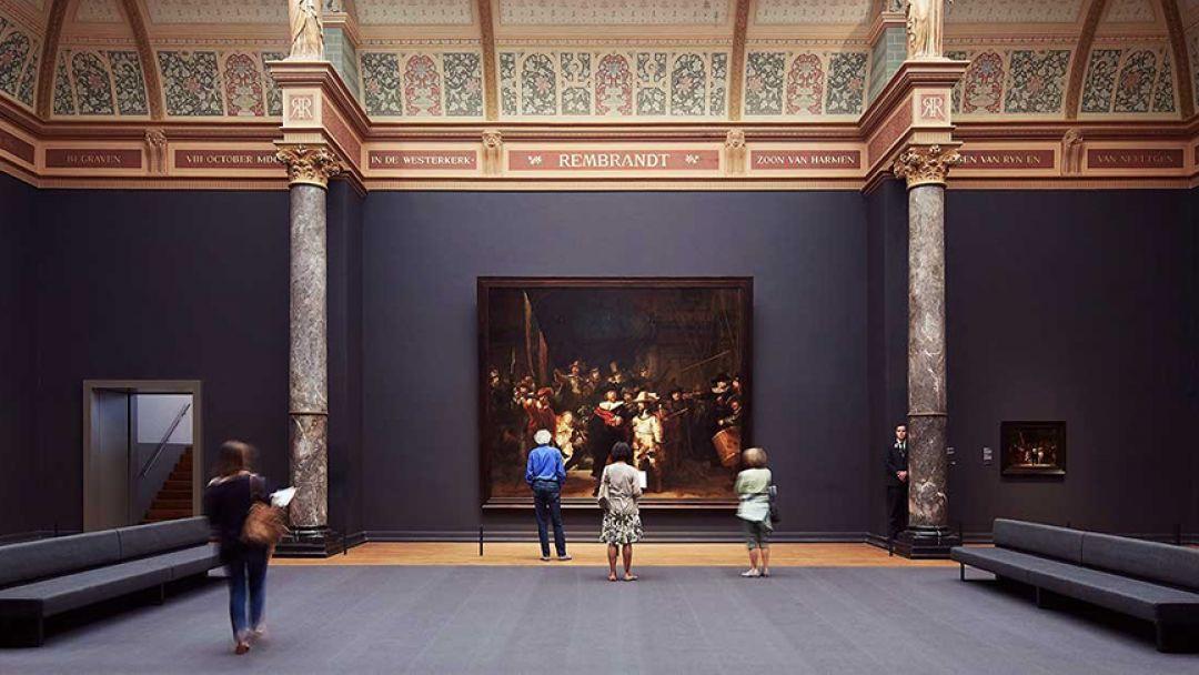 2 часа в мире искусства в Ряйкс музее - фото 2