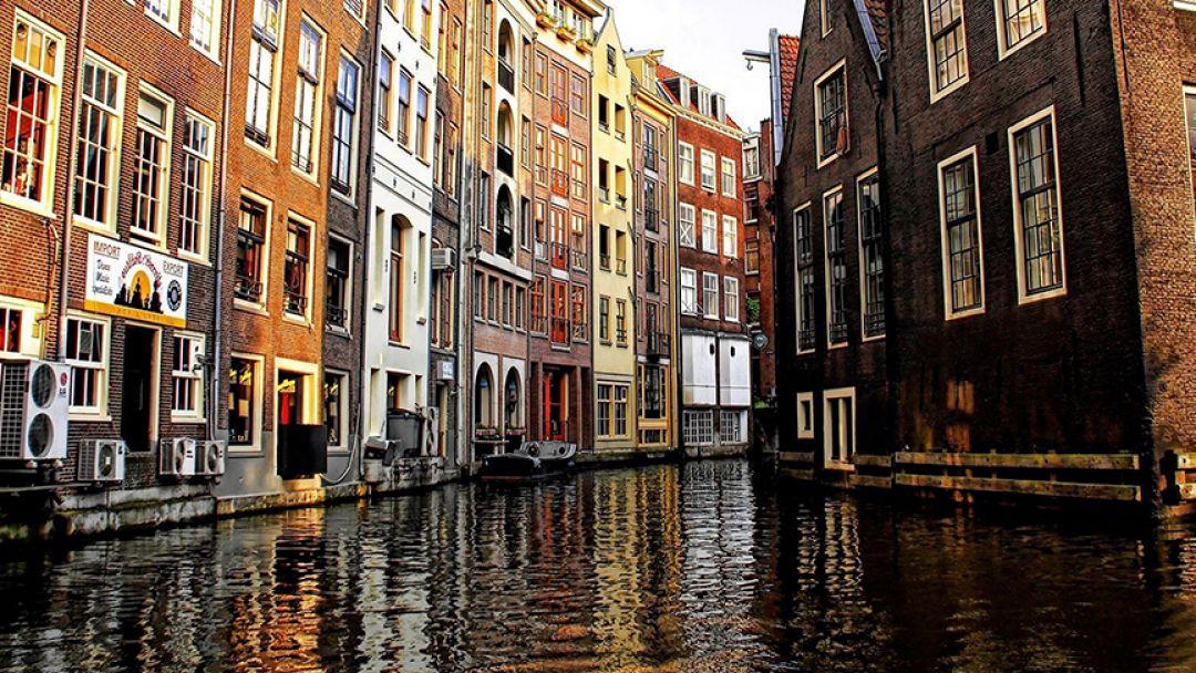 Увлекательный 3-х часовой тур за креветками в Амстердаме