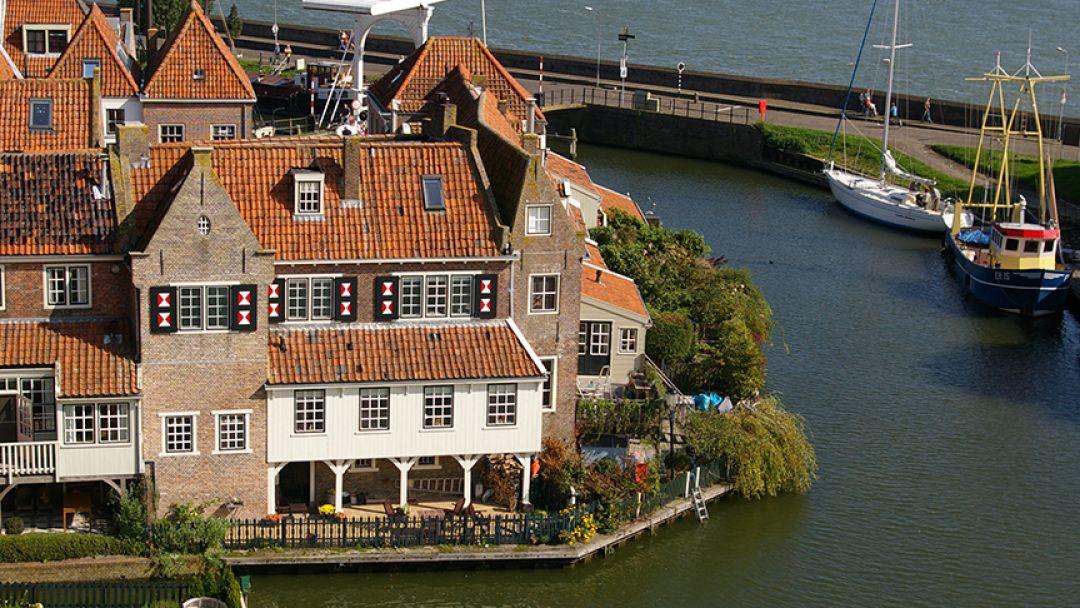 Энкхаузен — 5 часов прогуляться по голландской деревушке-музее под открытым небом - фото 2