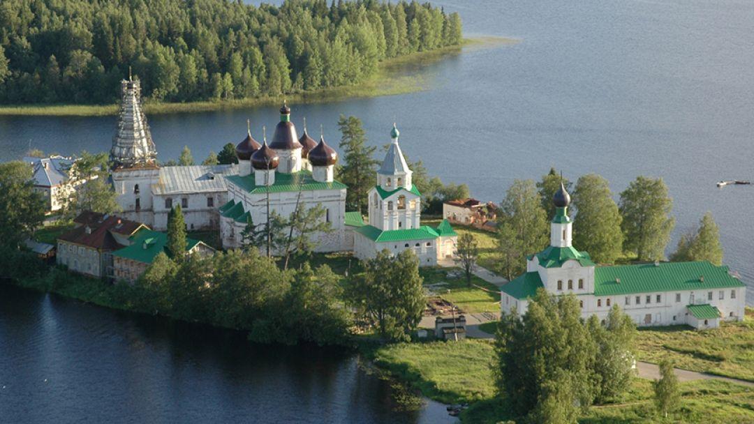 Антониево-Сийский монастырь в Архангельске